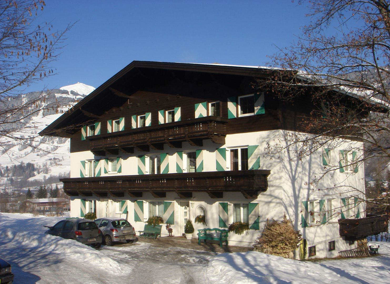 Apartment House Christine - Brixen im Thale
