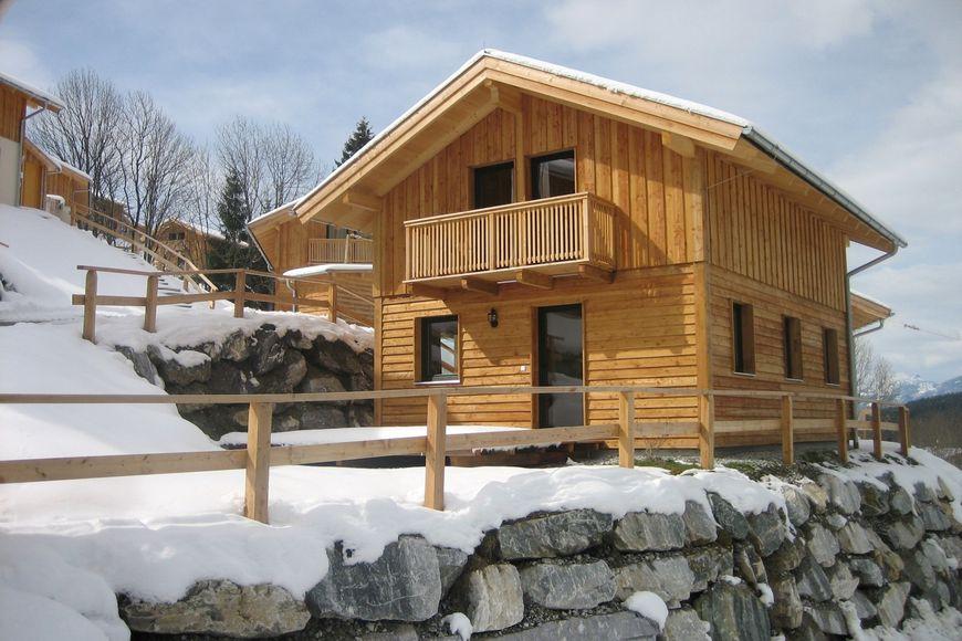 Appartement de vacances 6-Pers.-Chalet (ca. 90 m², Gamsblume), OV, Alpendorf Dachstein-West (1983308), Annaberg, Tennengau, Salzbourg, Autriche, image 2