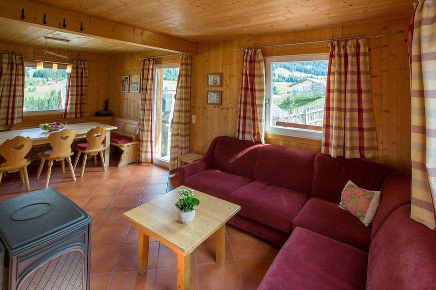 Appartement de vacances 8-Pers.-Chalet (ca. 90 m², Enzian / Deluxe), OV, Alpendorf Dachstein-West (1983307), Annaberg, Tennengau, Salzbourg, Autriche, image 3