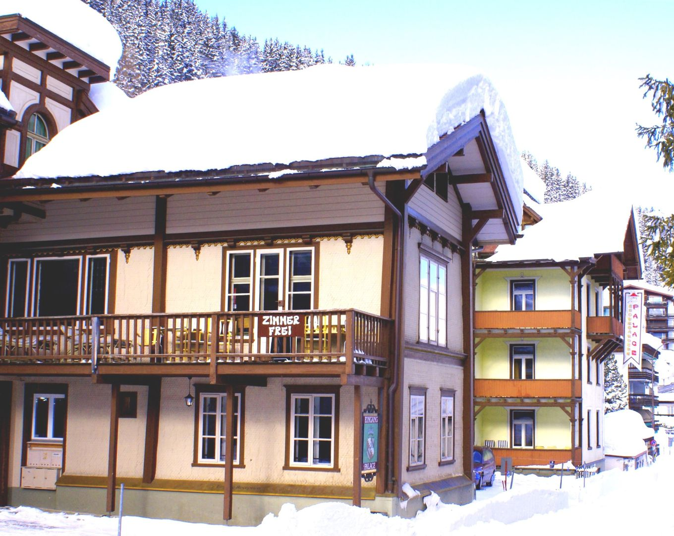 snowboarders palace