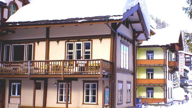 Unterkunft Snowboarder's Palace, Davos,
