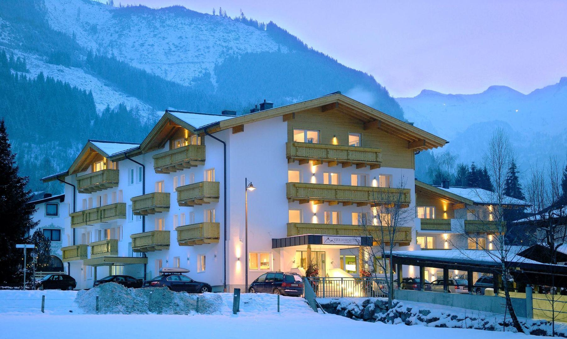 Kaprun - Hotel Vier Jahreszeiten