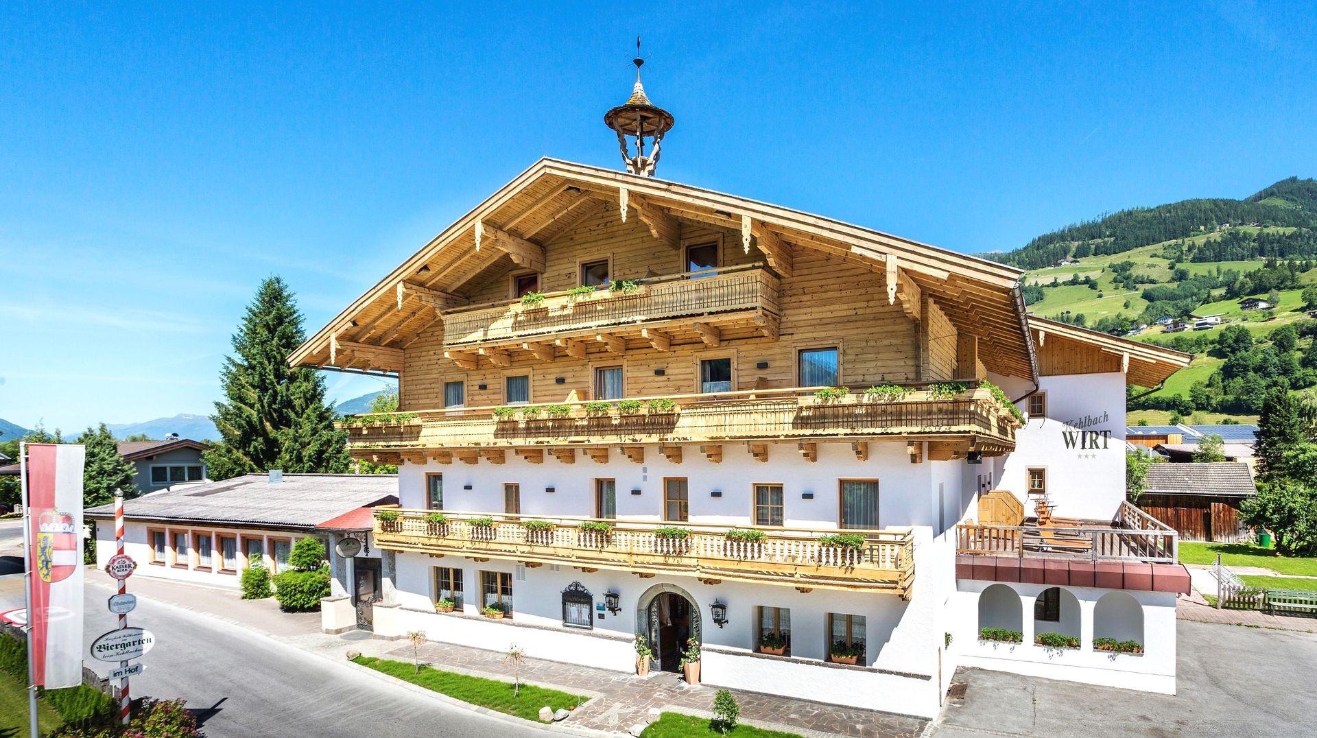 Kaprun - Hotel Kehlbachwirt
