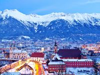 Skigebiet Innsbruck