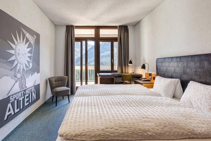 Arenas Resort Altein - Apartment - Arosa