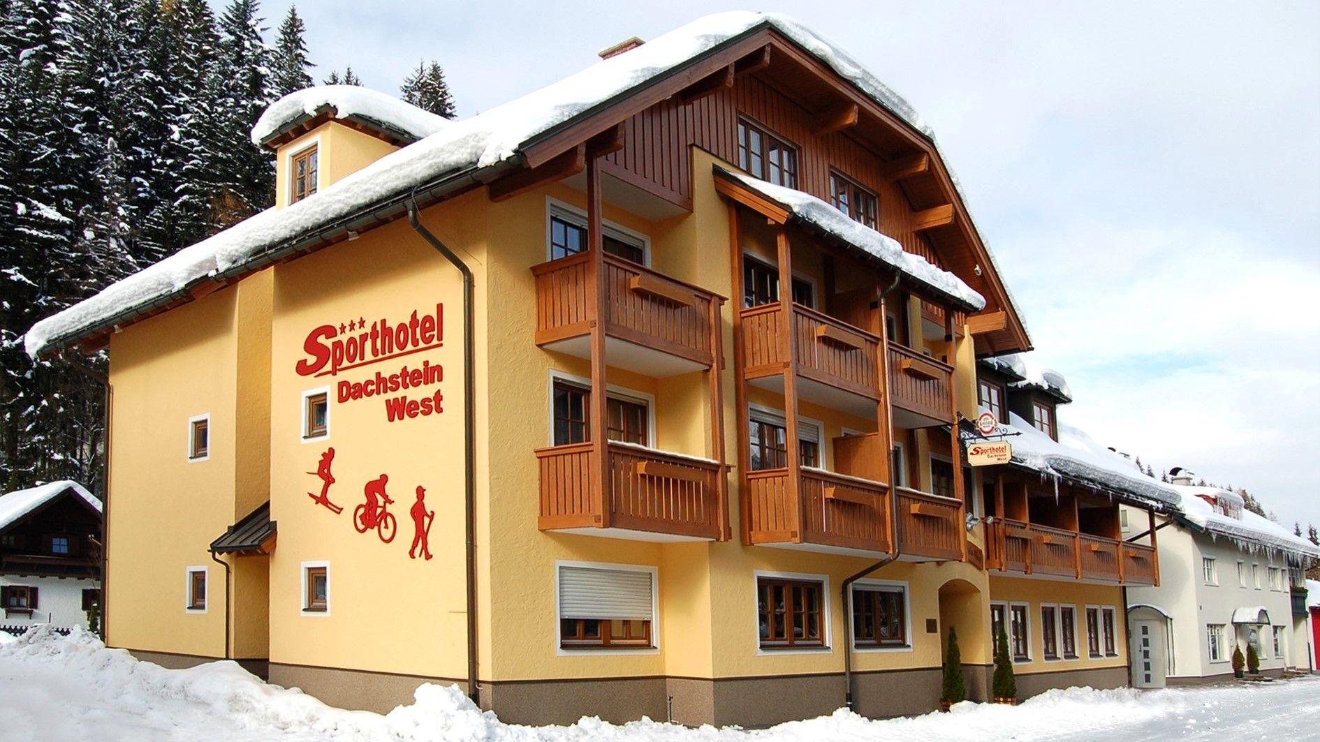 Sporthotel Dachstein W...