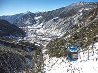 Skigebiet Encamp