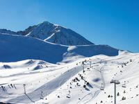 Skigebiet Canillo,