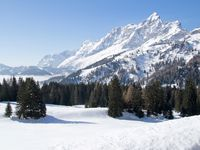 Skigebiet Arabba,