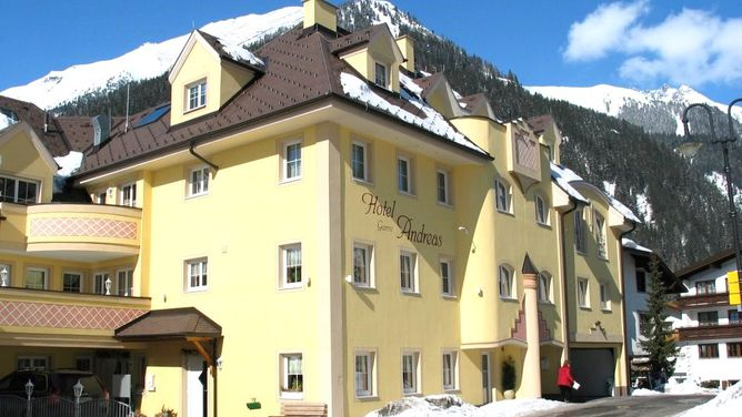 Unterkunft Hotel Garni Andreas, Ischgl,