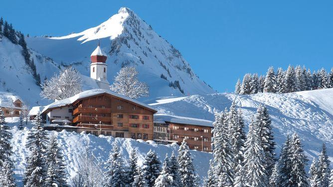 Alpenhotel die Mittagspitze
