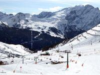 Skigebiet Canazei