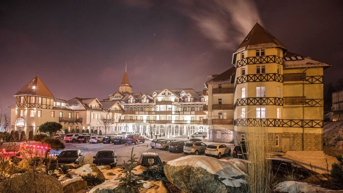 Unterkunft Hotel Lukas, Świeradów-Zdrój (Bad Flinsberg),