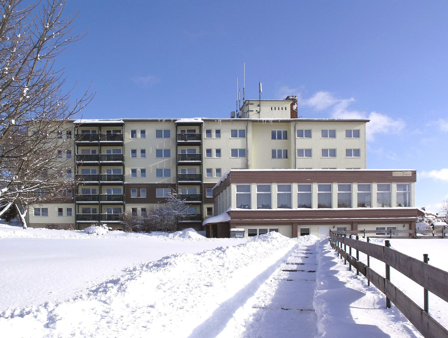 Hotel & Vakantiewoningen Friedrich