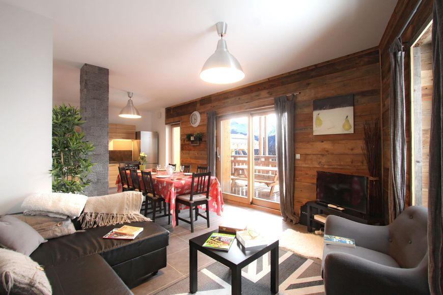 Chalet Louis - Apartment - Alpe d'Huez