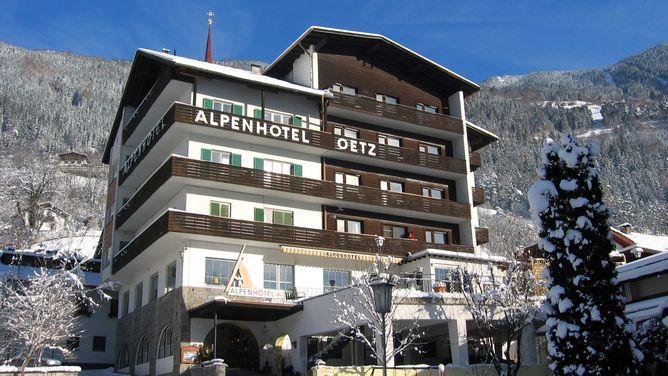Unterkunft Alpenhotel Oetz, Oetz,