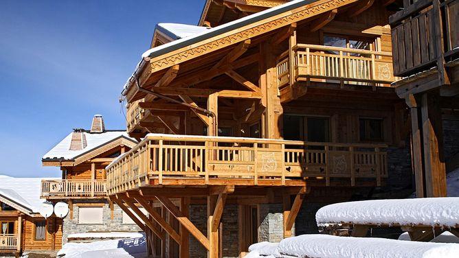 Unterkunft Chalet Husky, Les 2 Alpes,