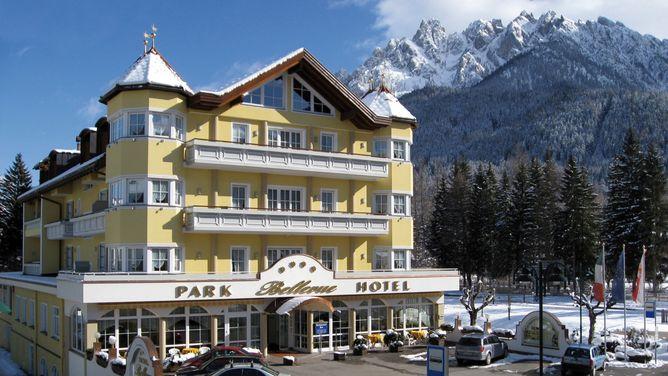 Unterkunft Parkhotel Bellevue, Toblach,