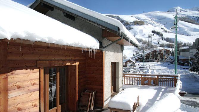 Unterkunft Chalet Le Marmotton, Les 2 Alpes,