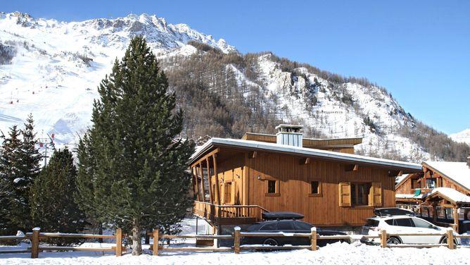 Unterkunft Chalet Le Cabri, Val d'Isère,