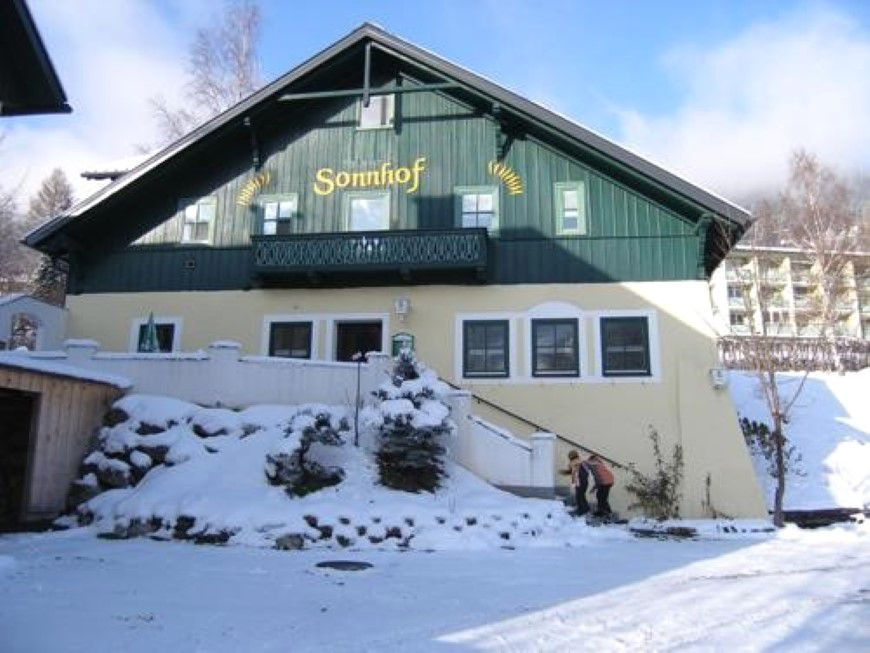 self-catering holiday house sonnhof