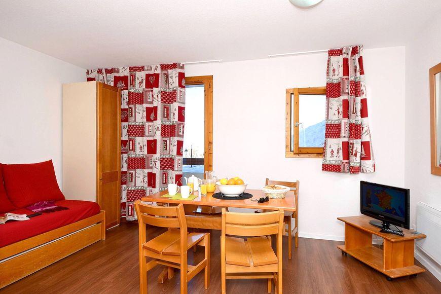 Residence Le Cervin - Apartment - La Plagne