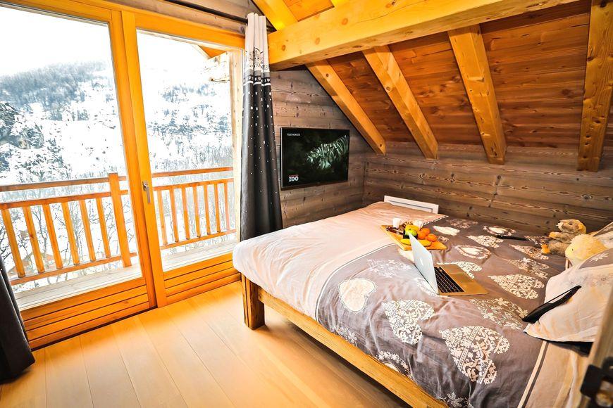 Chalet Le Mas des Neiges - Apartment - Valloire