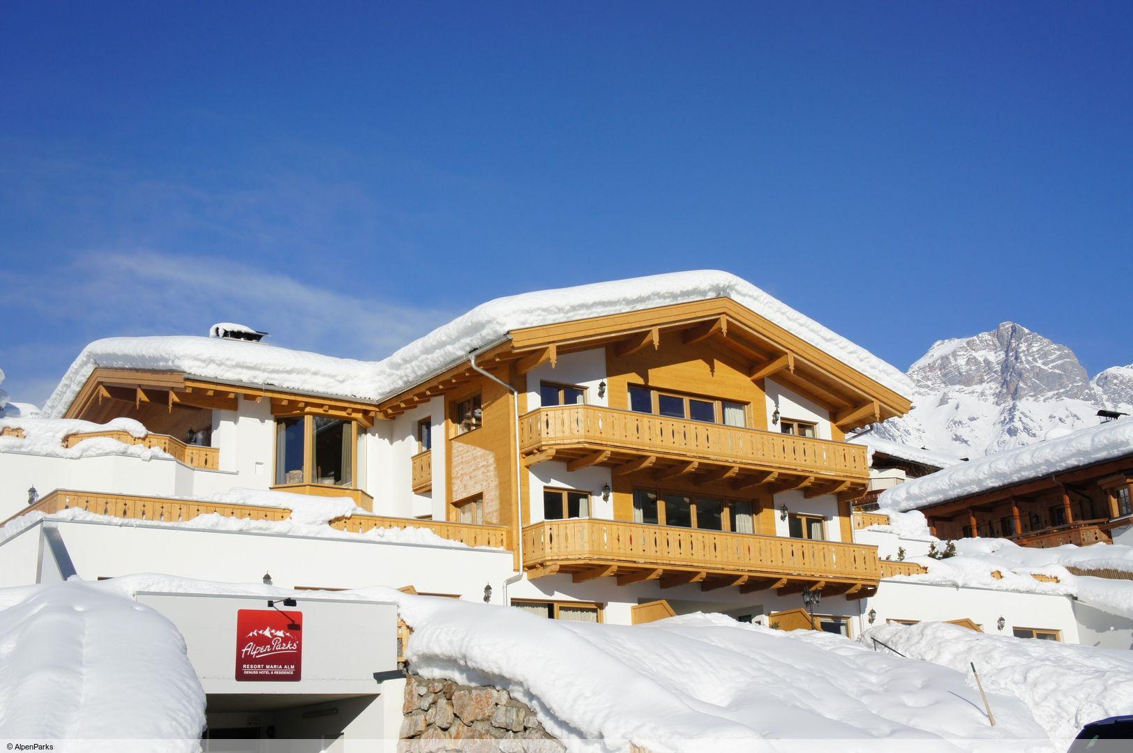 AlpenPark's Hotel & Ap...