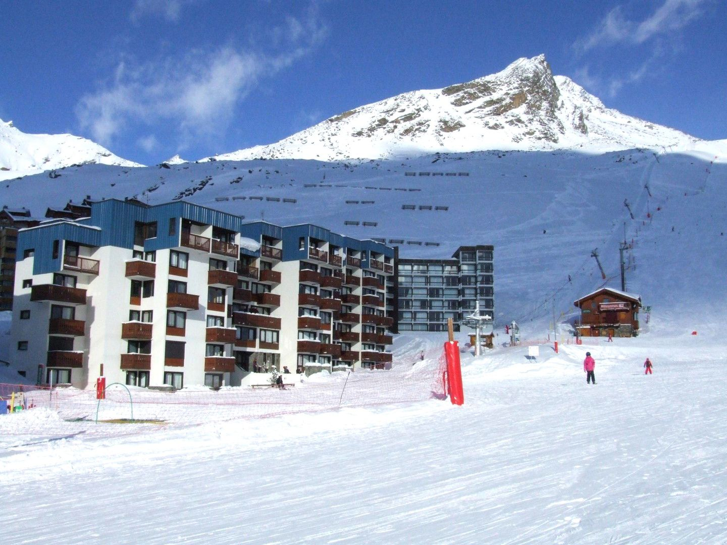 Résidence Olympic - Apartment - Val Thorens