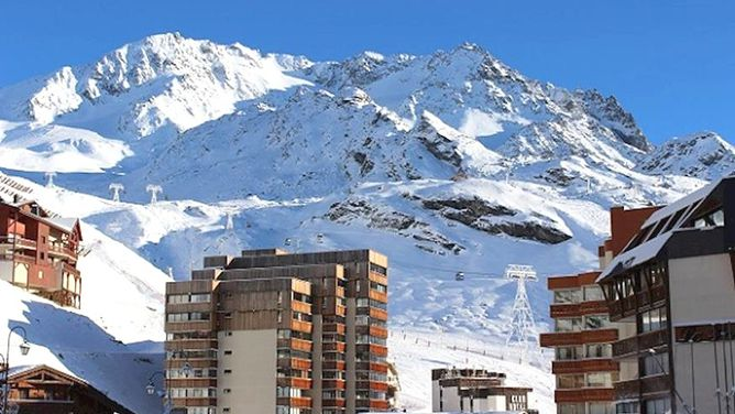 Hotel Les Trois Vallees - Chalet - Val Thorens
