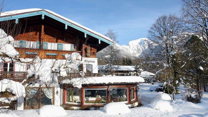 Stoll's Hotel Alpina