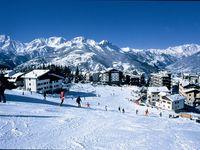 Skigebiet Sauze d'Oulx (Via Lattea)