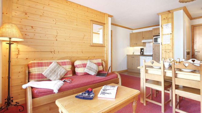 Accommodation in Notre Dame de Bellecombe