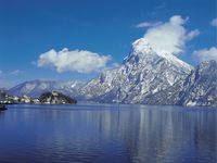 Skigebiet Traunkirchen