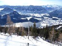 Skigebiet Bad Aussee,
