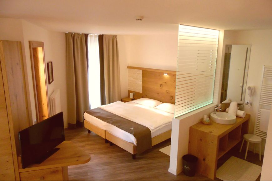 Luxury Apartment : Double room/2 addl. beds, shower/wc, HB - 19841 ...