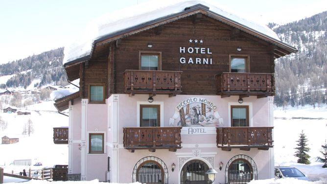 Unterkunft Hotel Piccolo Mondo, Livigno,