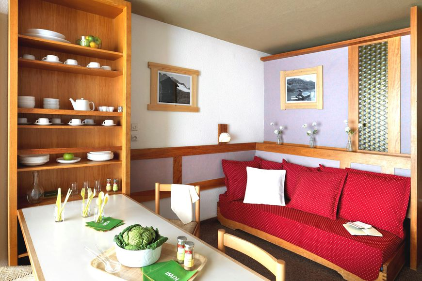 Maeva Le Gypaete - Apartment - Val Thorens