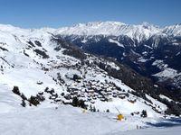 Skigebiet Riederalp,