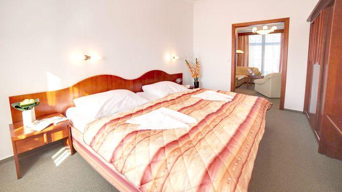 Unterkunft Wellness Hotel Luzan, Rumburg,