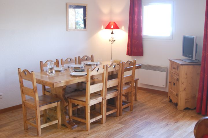 6-Pers.-Appartement (ca. 36 m²), OV