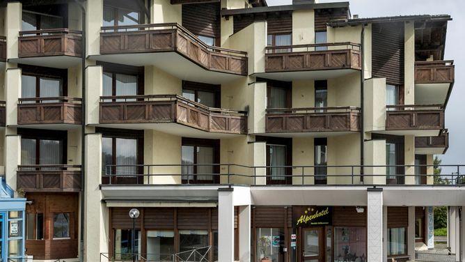 Unterkunft Alpenhotel Flims, Laax,