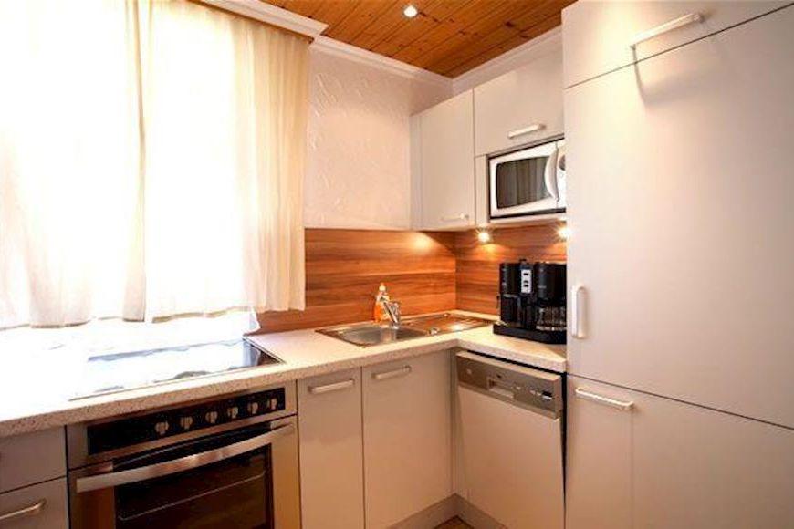 Appartement de vacances 4-Pers.-Appartement (Königstuhl, ca. 35 m²), OV, Ferienwohnungen Almsonne (2470614), Karneralm, Lungau, Salzbourg, Autriche, image 4