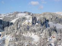 Skigebiet Alpl