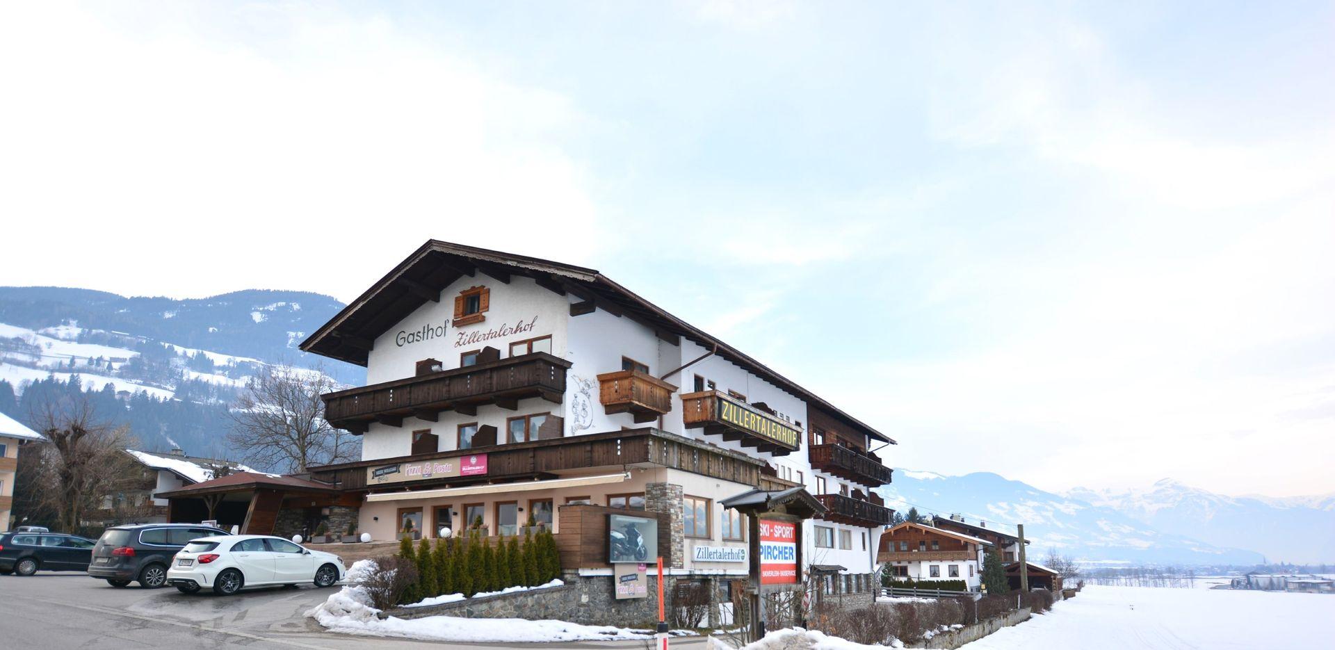 Chalet Kaltenbach - Hotel-Gasthof Zillertalerhof