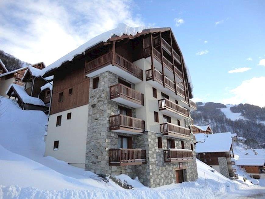 Meer info over Résidence Les Valmonts  bij Wintertrex
