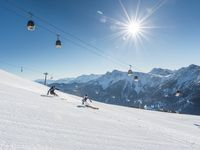 Skigebiet Gsies