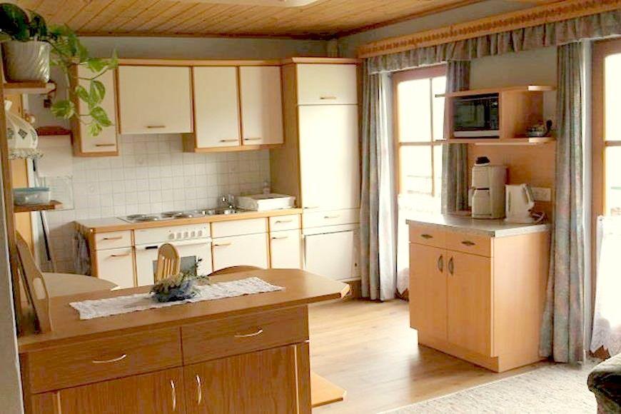 Appartement de vacances 2-Pers.-Studio (ca. 14 m², Bergeblick), OV, Restlhof (2327413), Mariapfarr, Lungau, Salzbourg, Autriche, image 3
