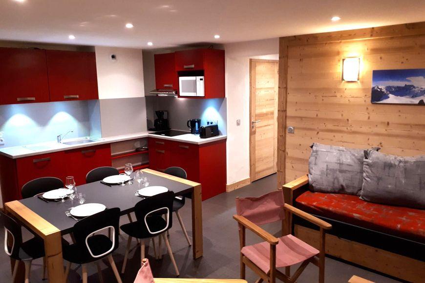 Backgammon - Apartment - Montchavin-Les Coches