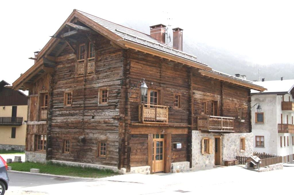 Chalets Canton (anonym.)